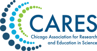 Chicago Association for Research and Education in Science - logo